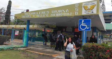 Exhortan SEV a padres vigilar escuelas en periodo vacacional en Tuxpan