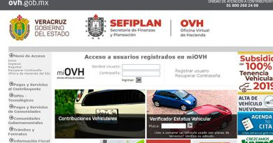 Exhortan a cumplir con pago de Derecho Vehicular en Veracruz