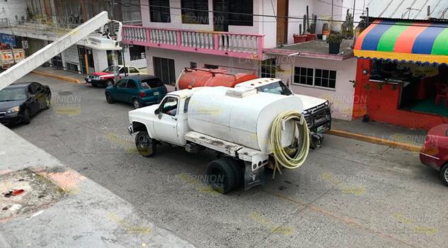 Exigen a piperos en Tihuatlán agua de mejor calidad