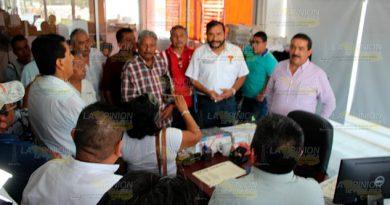 Expedientes rezagados de transportistas despedidos en Poza Rica