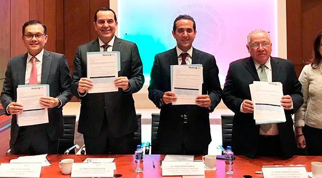 Firma acuerdo Veracruz con Singapur para el Proyecto Interoceánico