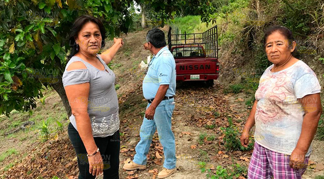 Fraude en la colonia Nuevo Zipatlan de Tihuatlán