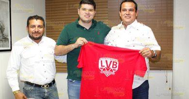Gran plataforma la Liga Veracruzana de Beisbol