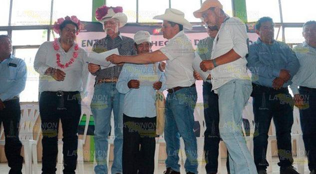 Hacen justicia a productores de maíz en la huasteca hidalguense