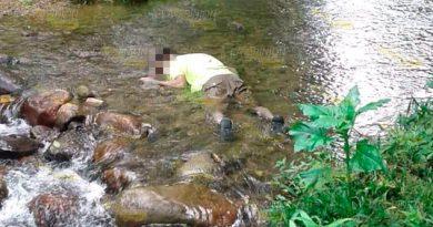 Hallan a anciano ahogado en el río Jaltocán, Hidalgo