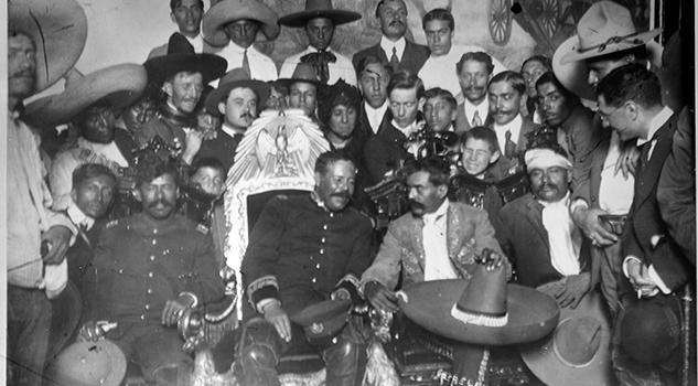 INAH conmemora centenario luctuoso de Emiliano Zapata