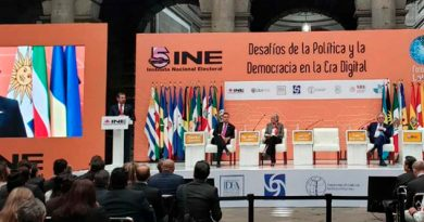 INE ve en redes sociales nuevo desafío para la democracia