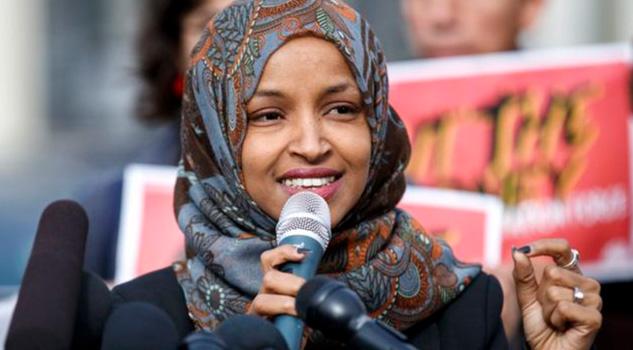Ilhan Omar, congresista musulmana de EUA amenazada de muerte tras crítica de Trump