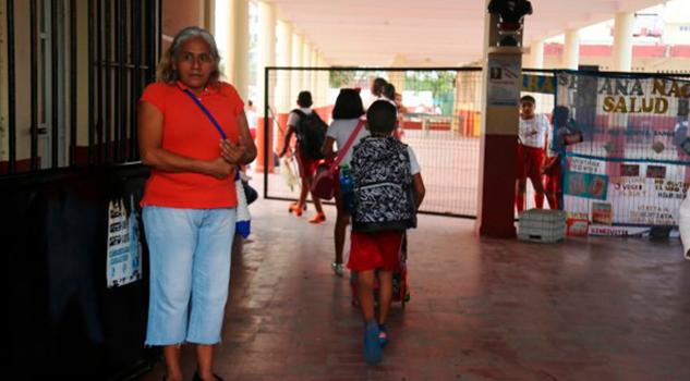 Incluira SEV a escuelas de Coatzacoalcos en proyecto de vigilancia