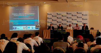 Inicia primera Jornada de Ciencia y Tecnología en Tuxpan