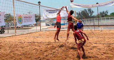 Invitan a Torneo de Voleibol Playero de Semana Santa en Veracruz