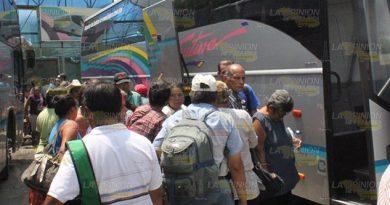Jóvenes piden fuentes de empleo en Chinampa de Gorostiza