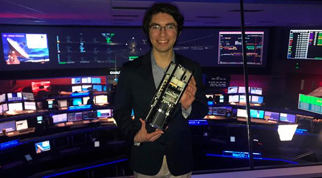 Jaime Sánchez, el mexicano al frente de un proyecto de la NASA