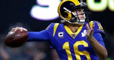 Jared Goff se queda un año más con los Rams