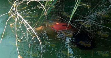 Jornalero cae por accidente al río Pánuco y muere ahogado