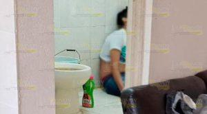 Joven se quita la vida en el baño en Papantla