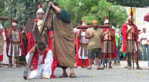 La pasión de Cristo refleja la inhumanidad de las autoridade; Iglesia Católica