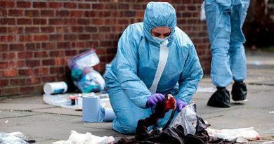 La policía de Londres investiga el quinto apuñalamiento en cuatro días