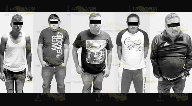 Libres presuntos delincuentes que operan en carreteras de Veracruz y Puebla
