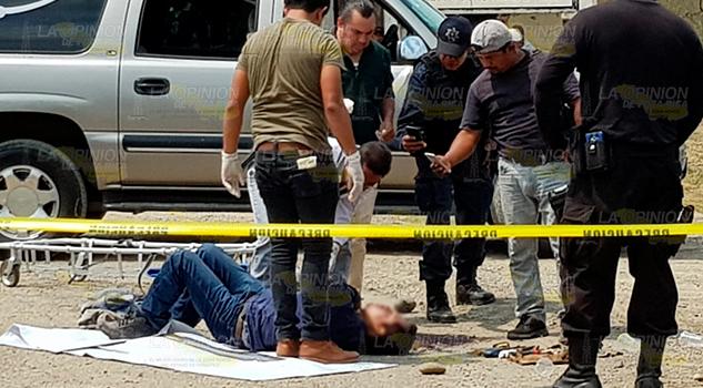 Lo asesinan a balazos en la salida de la comunidad Huitzilac