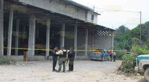 Lo mataron a bordo de una camioneta naranjera en Álamo