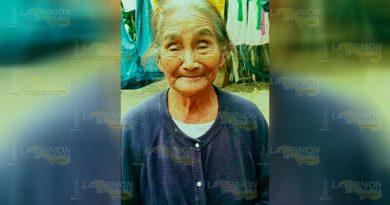 Localizan a abuelita extraviada en Álamo