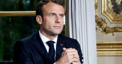 Macrón promete reconstruir Notre Dame en 5 años