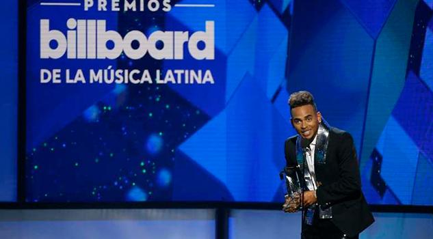 """Marca Ozuna récord como finalista y ganador en los """"Billboard Latin Music Awards"""""""
