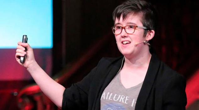 """Matan en Irlanda del Norte a la periodista Lyra McKee, sospechan del """"Nuevo IRA"""""""