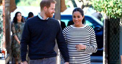 Meghan Markle y el príncipe Harry se van de babymoon