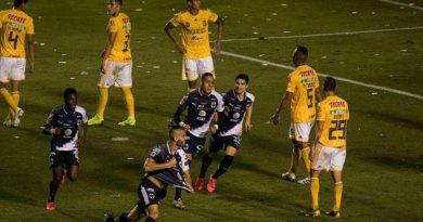 Monterrey vence a Tigres en la final de ida de la Concachampions