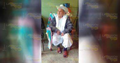 Muere el habitante más longevo de Coatzintla a sus 104 años