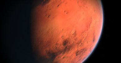 NASA registra por primera vez un sismo en Marte