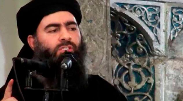 Ofrece EU recompensa de 25 mdd por jefe del Estado Islámico