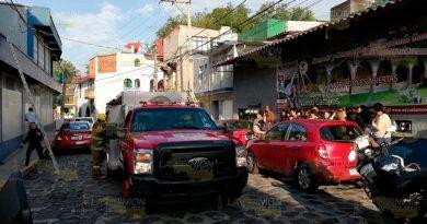 Pánico en Xalapa, evacúan planteles educativos de la Morelos