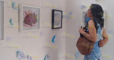Pintores de Tuxpan exponen sus obras
