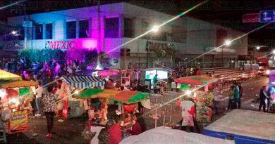 Por violencia y desorganización, suspenden Carnaval de Cardel