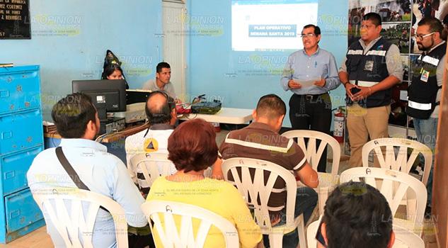Precaución total recomienda PC de Álamo en los ríos Vinazo y Pantepec