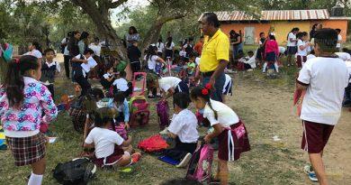 Previenen casosde acoso escolar en escuelas de Tihutlán