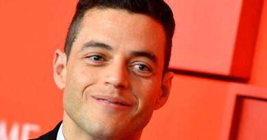 Rami Malek será el nuevo villano de James Bond 25