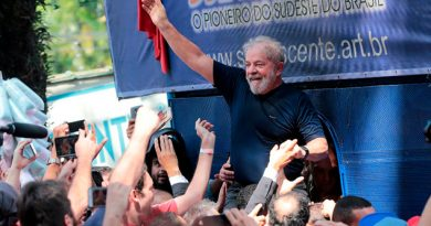 Reduce corte condena a Luiz Inácio Lula da Silva
