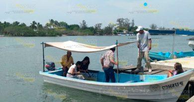 Regulan en Tuxpan embarcaciones de paseos turísticos