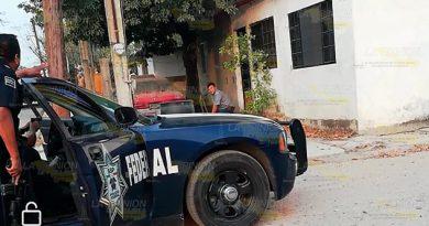 Rescata la PF a mujer privada de la libertad en Cacalilao II, Pánuco
