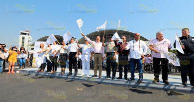 Resguardarán seguridad de vacacionistas en Veracruz