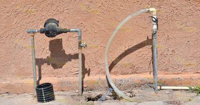 Robo de agua pone en jaque a la CAEV Tuxpan