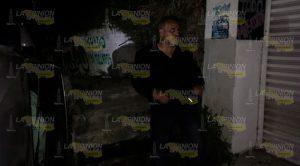 Sale ileso tras volcar su automóvil en Tuxpan
