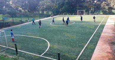 Sancionarán los jóvenes que dañen espacio recreativo en Huejutla