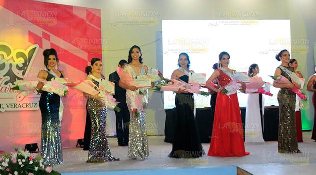 Seis jovencitas a la final para reina de la feria de la Naranja