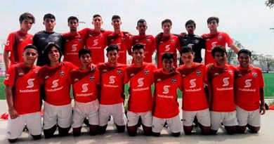 Selección de futbol de Veracruz, pisa fuerte en el nacional