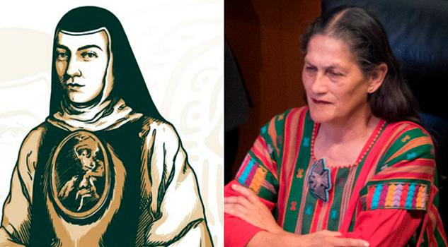 Si Sor Juana viviera, apoyaría la regulación de la cannabis, Jesusa Rodríguez
